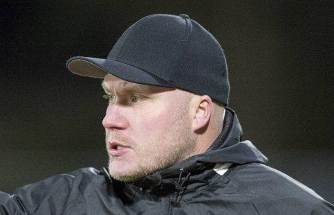 Nest-Sotras trener, Steffen Landro, fikk en grusom slutt på kampen. Arkivfoto: MAGNE TURØY