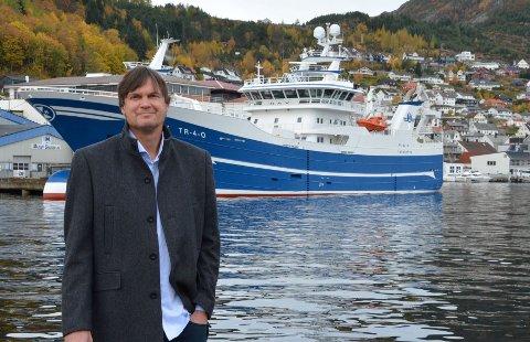 Ole Petter Humborstad i Ecobait AS.