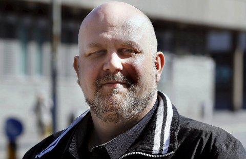 LO-boss: Vidar Schei ble i forrige uke valgt til ny LO-leder i Fredrikstad. Han er opptatt av å skape en sterk og slagkraftig arbeidstagerorganisasjon. Foto: Svein Kristiansen