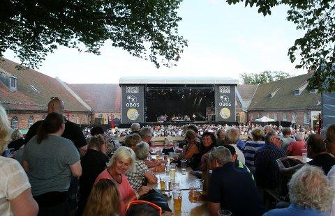 UTSOLGT: Billettene til OBOS på Månen er også i år utsolgt i god tid før konserten.