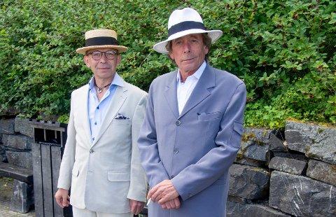 Brede og Lars Tore Bøe burde være kjent for de fleste fra Fredrikstads kulturliv. Hør brødrene fortelle om sitt liv og karrierer i Domkirkens kjeller 5. februar!