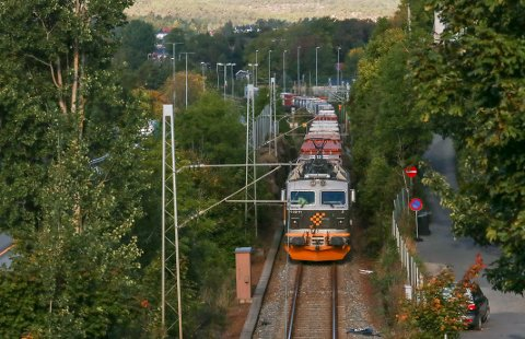 Det blir dobbeltspor mellom Oslo og Fredrikstad, men ikke lenger. Bane Nor foreslår å stoppe InterCity-utbyggingen ved Haug.