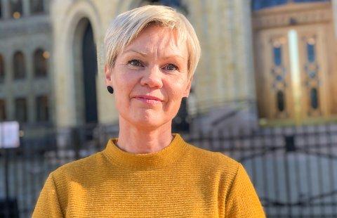 BØR PÅ LISTETOPPEN: AUF i Nordland mener Åsunn Lyngedal bør på listetoppen til neste stortingsvalg.