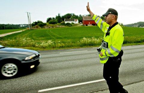 Det hjelper likte å si at egen promilletester lyste grønt, dersom politiets måleutstyr mener noe annet.