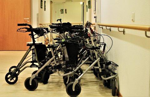 UTFORDRING: Det viser seg utfordrende å rekruttere sykepleiere. Illustrasjonsfoto