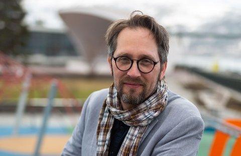 Thomas Johansen fra Narvik er førstekandidat for MDG i Nordland.