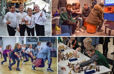FRITID: Foreløpig er det ingen planer om å stenge ned fritidsaktiviteter til barn og ungdom i Horten, slik de har gjort i Oslo. (Alle bildene er tatt før koronapandemien kom til Norge.)