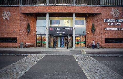 UØNSKET BESØK: Down Town tiltrekker seg uønsket besøk fra nedstengte kommuner. Også på Herkules merkes økningen.