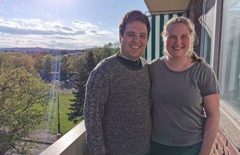 Eirik og Grete Ramsli Hauge flytter snart til Kyllingstad. Eirik skal begynne i jobb som digitaliseringsrådgiver i Gjesdal kommune og gleder seg til oppgaven.