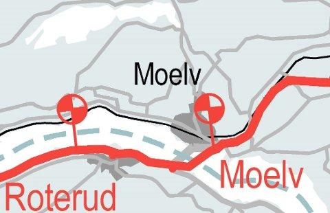 E6 Moelv - Roterud i Innlandet