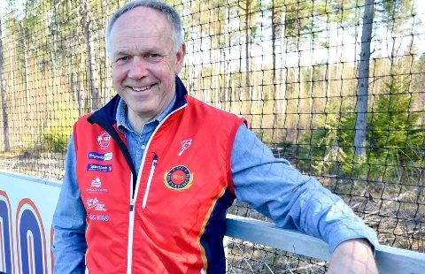 Roy Arild Fossum, daglig leder i Holeværingen