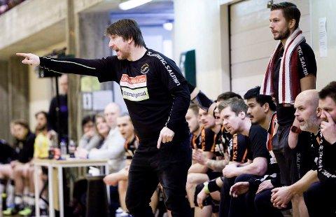 - Dette er en trist dag for håndballen i Halden, sier HTHs trener Jonas Wille.