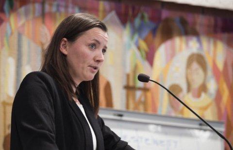Anne-Sofie Lutro er innstilt som ny tingrettsdommar i Hordaland tingrett si avdeling i Hardanger.