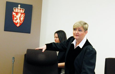 Tingrettsdommer Signe Lundegård. Foto: Harald Nordbakken