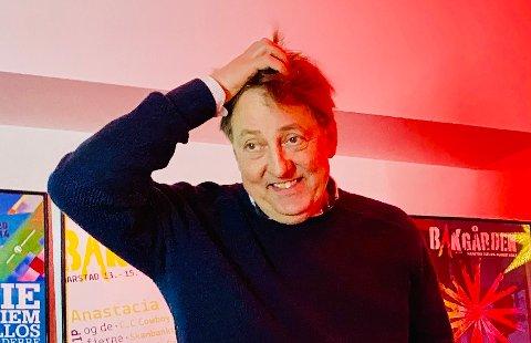 Knut Erik Sundquist har i likhet med andre i kulturbransjen levd et høyst turbulent liv det siste året. Nå får han endelig gjennomført Contrasto.