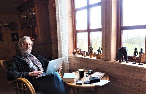 KRITISK: Svein Grødaland (67) frå Nærbø er neste mann ut i 15-spørsmål-serien. Han vil at lokalpolitikarne skal sjå konsekvensen for folk, av dei vedtaka som vert gjort, og meiner at Jærbladet er eit alt for snilt blad.