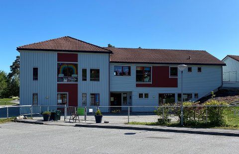 FÅR TILSKOT: Espira Halsnøy Kloster barnehage fekk torsdag kveld ja til kapital- og driftstilskot til utviding av barnehagen.