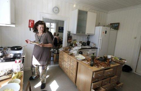 SATSER: Linda Irene Lie starter opp igjen i Lyngdal, etter å ha holdt til Sigdal siden i fjor.