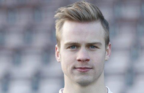 PÅ LANDSLAGET: William Sælid Sell, Mjøndalen, er tilbake på U21-landslaget.FOTO: NTB SCANPIX