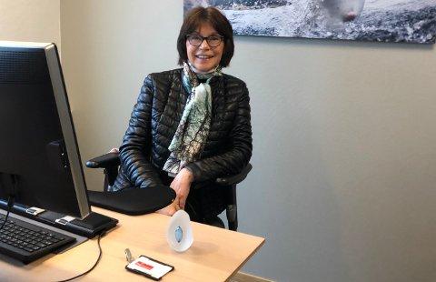 Ada har vært yrkesaktiv i 53 år. De siste 13 har hun vært saksbehandler for Mattilsynet.