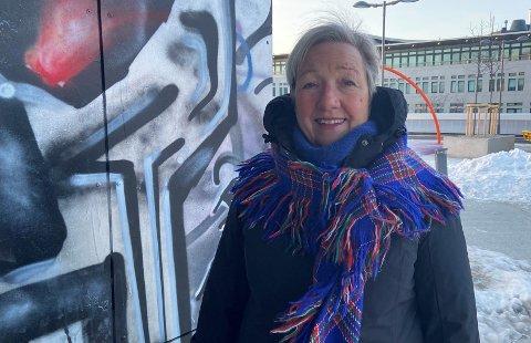 Kirsti Saxi  Kirsti Saxi, fylkesråd for kultur, klima og miljø