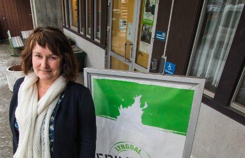 AKTIVITETER: Beate Marie Johnsen forteller at prosjektet har til hensikt å gi gode opplevelser innenfor de mulige rammene knyttet til smittevern.