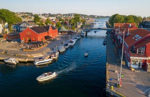 SOL OG SOMMER: Det selges båter som aldri før, så det er forventet mye aktivitet på sjøen i sommer.