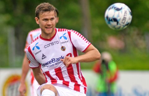 TILBAKE: TIL har vært betydelig mer lekk bakover uten Anders Jenssen på laget enn med 25-åringen på laget. Søndag er han tilbake i startoppstillingen mot Kristiansund.