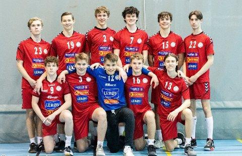 KLARE FOR MESTERSKAP: Tromsøs G16-lag er blant lagene som er kvalifiserte for regionmesterskapet (NNM) i håndball for gutter og jenter 14- og 16 år denne helgen. Nordlys viser direkte fra mesterskapet under hele helgen.