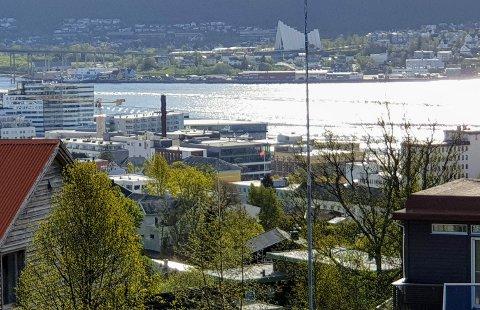 Tromsø fredag morgen.
