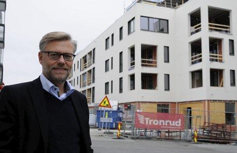 STILLER MED GODE RÅD: I tillegg til NHO-sjfen i Innlanden vil Svein Håvar Korshavn i PR- og kommunikasjonsbyrået Goodwill delta på møtet som holdes hos NT6 på Gjøvik tirsdag.
