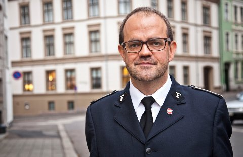 Foto: Lars K. Singelstad/Frelsesarmeen