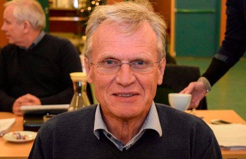 STORT ANSVAR: Ole Harald Fjeldstad (Sp) skal lede det nye superutvalget for samfunnsutvikling i Østre Toten.