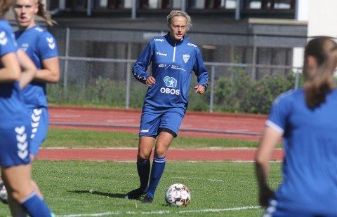 TALENT: Elma Junttila-Nelhage kommer på utlån fra Häcken.