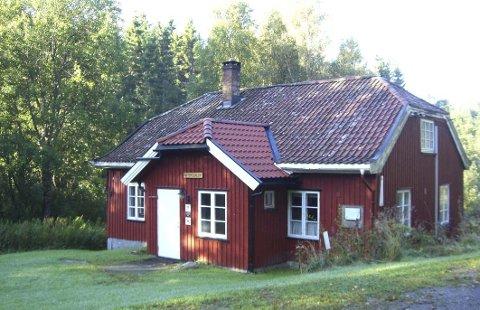 Eikedalen: Sånn ser Eikedalen ut om sommeren, men plassen er like fin om vinteren.
