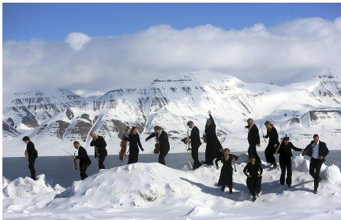 NOSO: Nord-Norsk Opera og symfoniorkester får ny operasjef fra Larvik. Espen Langvik tar over den populære institusjonen.Foto: Yngve Olsen Sæbbe