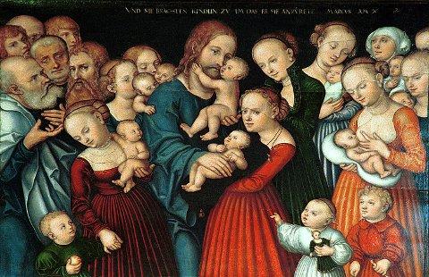 Det er nesten bare i kirkene vi finner renessansestilen representert i dag. Mest berømt er Larvik kirkes Lucas Cranach-maleri. Se også bilder under Fresjeborgen.