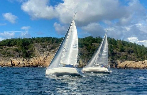 Fredag klokka 12 går det første startskuddet når over 40 båter skal seile 90 nautiske mil, flere av dem i vikingenes gamle ruter.