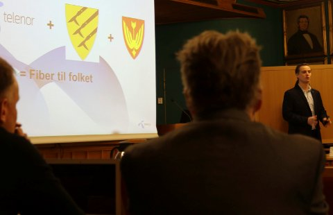 telenor fiber kart Østlendingen   Julegave til 1.700 husstander i Solør: Får fiber  telenor fiber kart