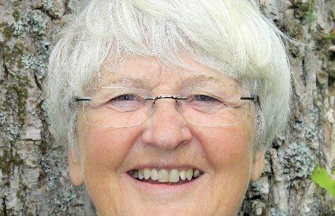 Tøybleier: Randi H. Fjellberg ønsker et tilskudd på 1.000-2.000 kroner per familie til tøybleieinnkjøp.