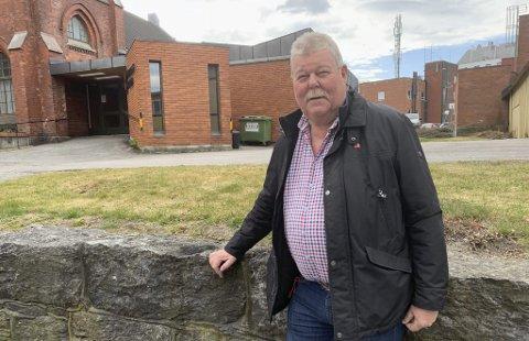 SKUFFET: Tore Nygaard og Fagforbundet er helt klart skuffet etter at de tapte så det suste i brannsaken i bystyret torsdag. Bare 5 av de 49 representantene ville utsette endelig avgjørelse for organisering av den nye brann- og redningstjenesten.