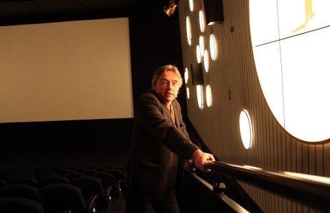 Tom Andersen slutter og ny kinosjef er ansatt.