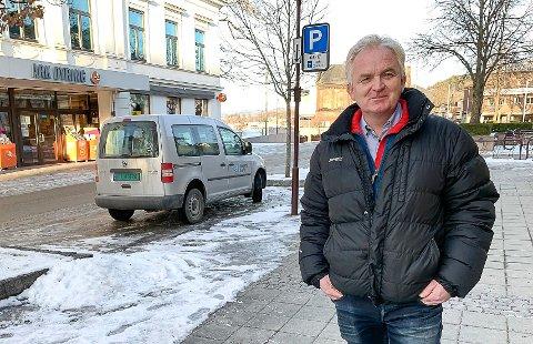 IKKE BEKYMRA: Trond Ingebretsen (Ap).