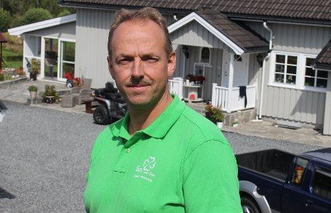 – I dag støtter jeg at vi søker Statsforvalteren om at Rugtvedt og Bamble kan bli definert som typisk turiststed med søndagsåpne butikker, sier varaordfører Torstein Dahl i Senterpartiet.