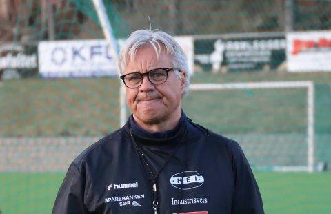 Hei-trener Brede Halvorsen er veldig usikker på hvor de står.