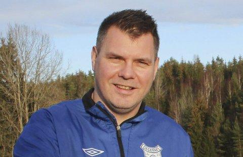 ØNSKER KANDIDATER: Leder i Rakkestad idrettsråd, Bjørn Johansen, ber publikum sende inn forslag til kandidater til «Årets Idrettsprofil» og «Årets Ildsjel».