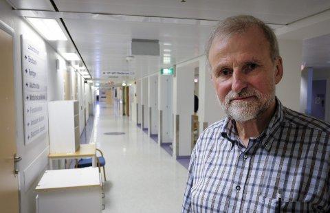 – Den største årsaken til reduksjonen i gjennomføringsgraden, er den tida det tar fra beslutningen er tatt til operasjon er gjennomført, forklarte medisinsk direktør Fred A. Mürer styret i Helgelandssykehuset.