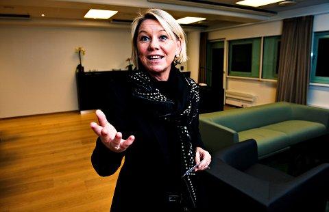 Næringsminister Monica Mæland.