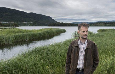 UNDERGRAVER: - Kirsten Orebråten undergraver Steinsfjordutvalgets arbeid, mener Truls Kristensen .