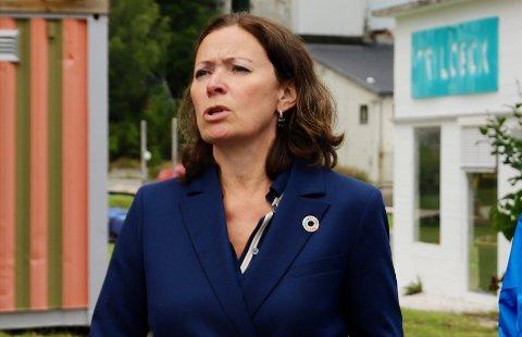 DUGNAD: Kari Sofie Bjørnsen (H) tar opp utfordringene omkring stillehavsøsters i Oslofjorden i kommunestyret i Asker til uken.